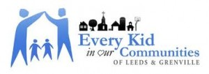 Every Kids in our Communities of Leeds & Grenville logo