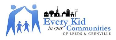 Logo d'Every Kid in our Communities