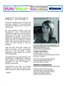 Run/Walk - Meet Sydney