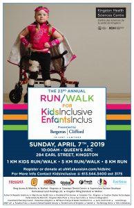 Ameliya Run Poster 2019